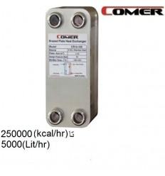 مبدل حرارتی کومر مدل CR110-500