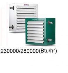 يونيت هيتر بخار آذر نسیم مدل TU 80 s