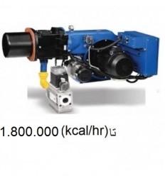 مشعل دوگانه سوز ایران رادیاتور مدل DP2-SP