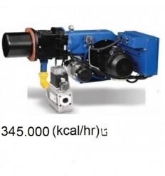 مشعل دوگانه سوز ایران رادیاتور مدل DP O