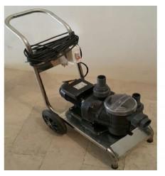 جاروی استخر دستی دماتجهیز مدل hpdt003