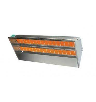 هیتر تابشی سرامیکی صنعتی گرماسان مدل GRC 15+15 |