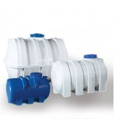 Tabarestan Horizontal Polyethylene Tank