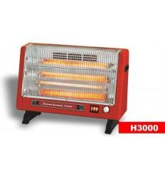 بخاری برقی بدون فن مه پویا مدل H3000