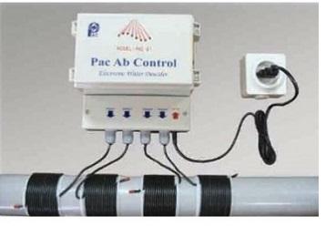 رسوبــزدای الكترونيكی پاکاب کنترل مدل PAC-101