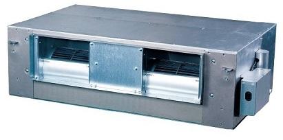 فن کویل کانالی پرفشار میدیا مدل 2200G100