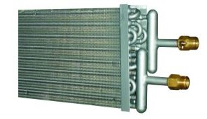 مبدل حرارتی فن کویل زمینی تهویه آریا