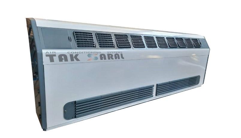 مزایا فن کویل زمینی مورب زن تک سارال مدل CFM-600