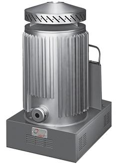 بخاری کارگاهی نفتی-گازوئیلی انرژی مدل 450