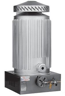 بخاری کارگاهی گازی انرژی مدل 260