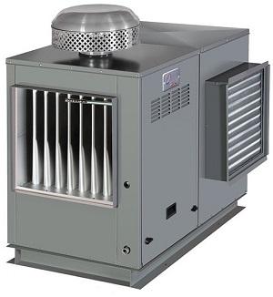 هیتر صنعتی گازی انرژی مدل 660