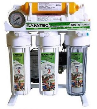 دستگاه تصفیه آب 6 مرحله ای سامتک