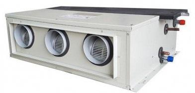 داکت اسپلیت سقفی دماتجهیز مدل 48000