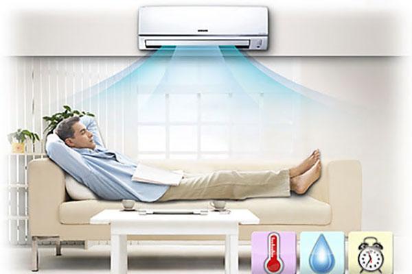 کاهش مصرف برق در کولر گازی