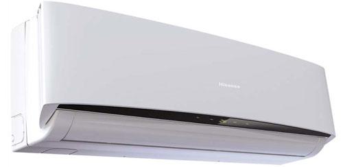 کولر گازی اسپلیت اینورتر هایسنس مدل ورسای HiH-30VQ