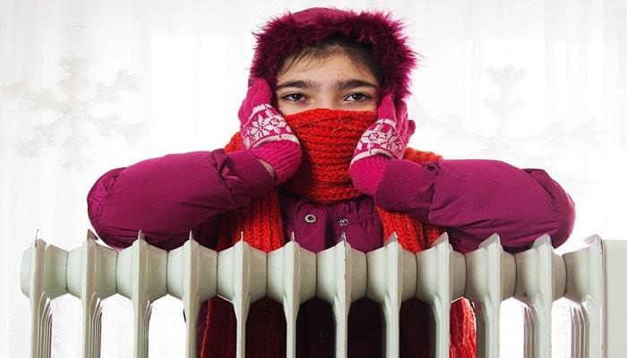 علت های گرم نشدن رادیاتور