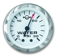 گیج فشار سنج دستگاه تصفیه آب
