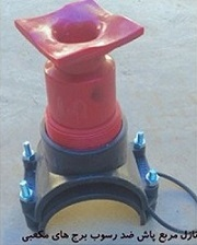 سیستم توزیع آب برج خنک کننده مکعبی دماتجهیز