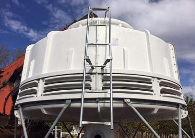 برج خنک کننده مدور دماتجهیز