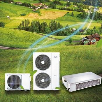 داکت اسپلیت سه فاز آکس مدل H48/5
