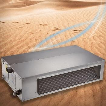 داکت اسپلیت اینورتر آکس مدل H18/4DR1