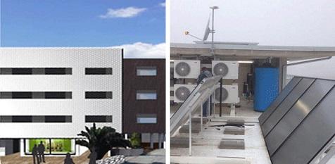 BUILDING HELIOS -CHIARAVALLE