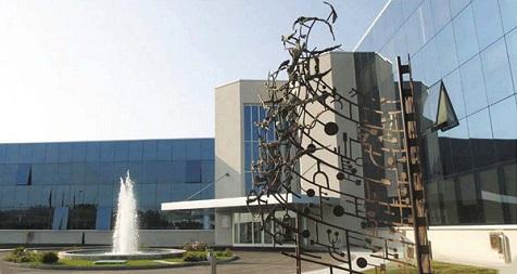 headquarters of Confindustria Ancona