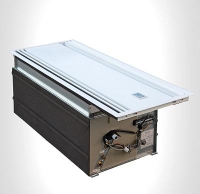 فن کویل کاستی دو طرفه کریر کُره مدل 17S060CM (با ترموستات)