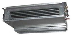 فن کویل سقفی ساراول بدون کابینت با پلنیوم و فیلتر HCR06