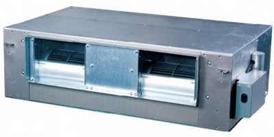 ducted fan coil