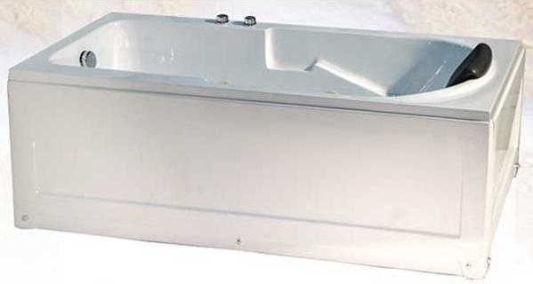 جکوزی آپارتمانی زرین آب مدل BE2045