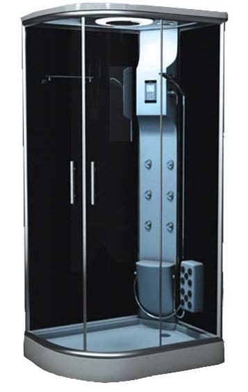 سونا بخار آپارتمانی زرین آب مدل A804