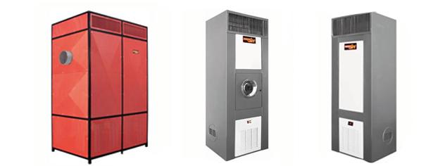 کوره هوای گرم و بخاری کارگاهی انرژی
