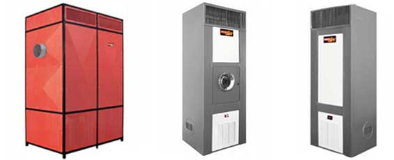 air heater and furnace
