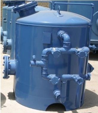 فیلتر شنی کربن استیل دماتجهیز