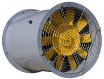 هواکش های سانتریفوژ-بکوارد سه فاز-شرکت مکش و دهش