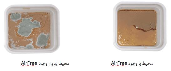 دستگاه تصفیه هوا AirFree مدل P
