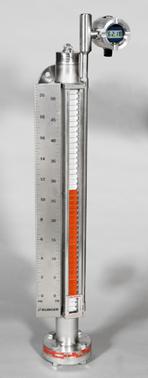 کنترل و اندازه گیری سطح