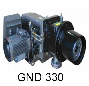 مشعل دوگانه سوز گرم ایران مدلGND330