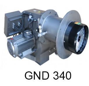 مشعل دوگانه سوز گرم ایران مدلGND340