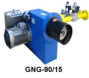 مشعل گازی گرم ایران مدل GNG-90/15
