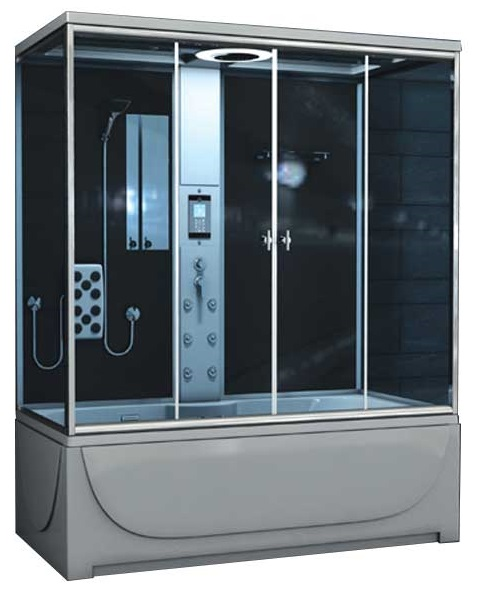 سونا بخار آپارتمانی زرین آب مدل A809