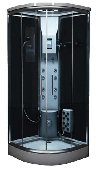 سونا بخار آپارتمانی زرین آب مدل A851