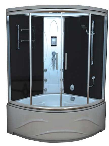 سونا بخار آپارتمانی زرین آب مدل A808