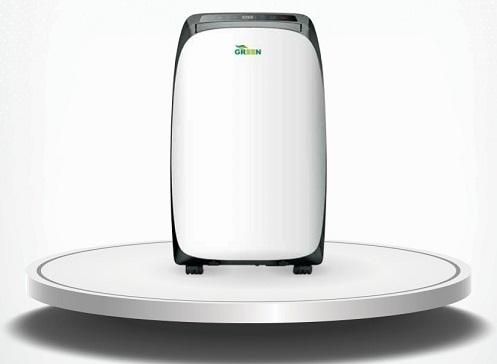 کولر گازی پرتابل گرین