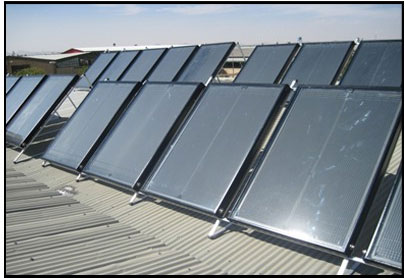Solar&Electric&Gas Water Heater