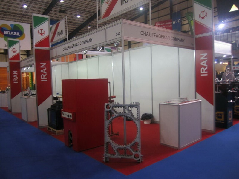 Chauffagekar Solar 400 Cast-Iron Boiler