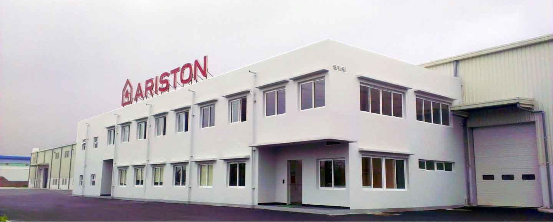 درباره آریستون (Ariston)