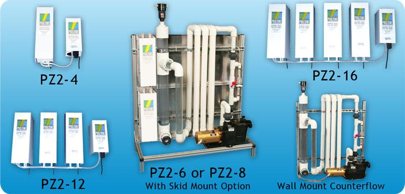 دستگاه تزریق ازن prozoneمدل pzii-4