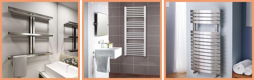 انواع حوله خشک کن و رادیاتور حوله ای یا رادیاتور حمام